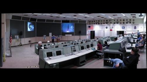 NASA Historic Mission Control