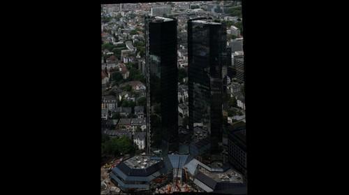 Green Tower Deutsche Bank Frankfurt