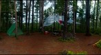 Little Tupper Lake, dawn 360°