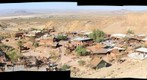 Calico Ghost Town on a hill