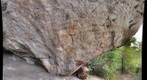 Pedra Pintada right front wall