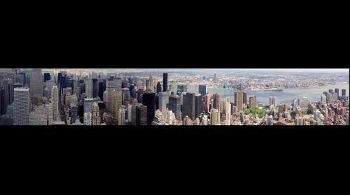 View from the Empire State Building - NNE