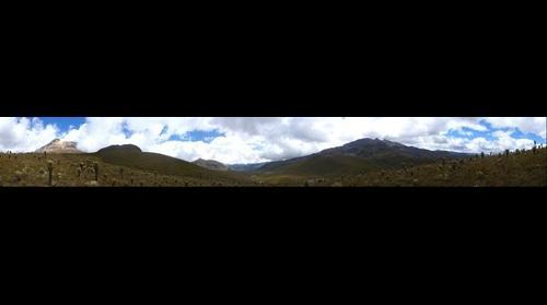 Nevado del tolima - Paramillo del quindio - nevado santa isabel y Nevado del Ruiz