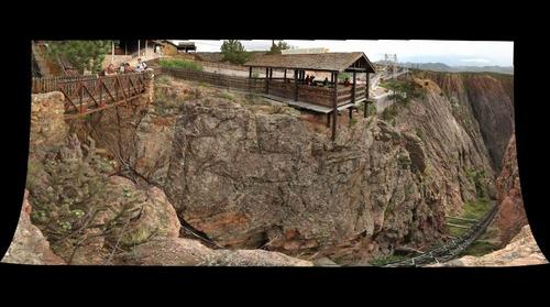 Royal Gorge Bridge Pano 06