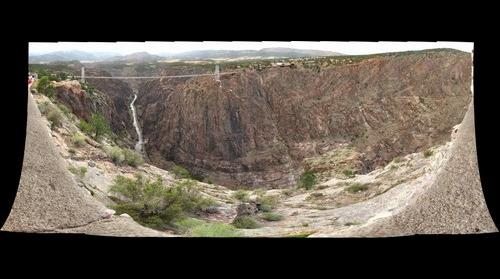 Royal Gorge Bridge Pano 02