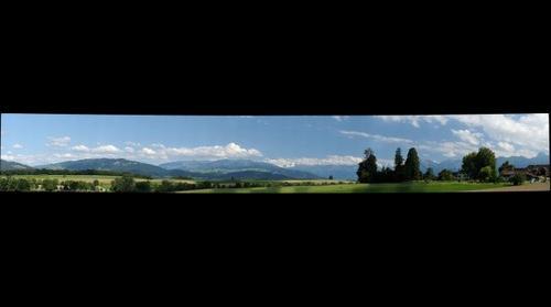 Gerzensee & Berner Oberland #5 Variation 3