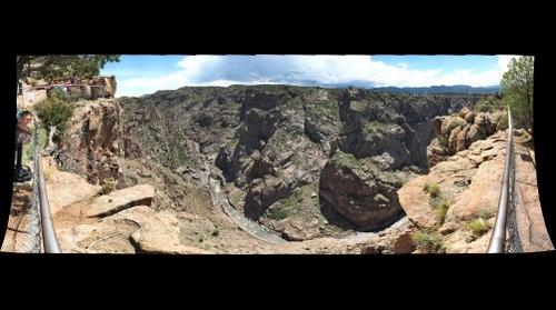 Royal Gorge Bridge Pano 01