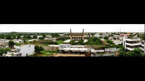 hayat Bakshi begum masjid