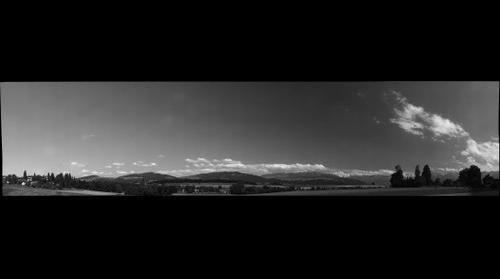 Gerzensee & Berner Oberland #4 Black&White