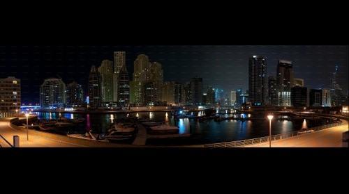 Dubai Marina - The West End