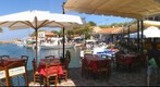 Molyvos harbour restaurants