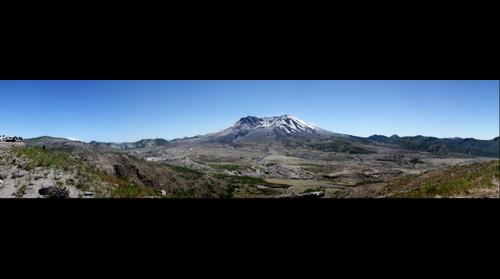 Mt. St. Helens Pano