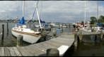 On the docks in Eastport, Maryland