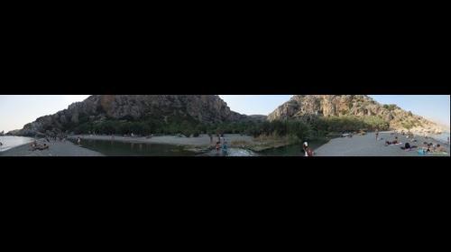 Foinikodasos, Preveli, Rethymno, Crete, Greece