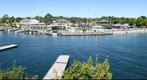 Tobermory Little Tub Harbour - Bay Street Lookout, Jul 4, 2009