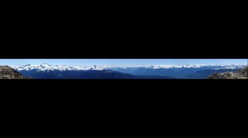 Whistler Peak Pano