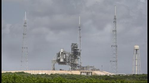 John F. Kennedy Space Center Launch Pad 39B