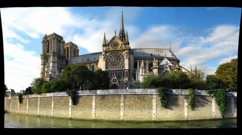 Notre Dame sur la Seine