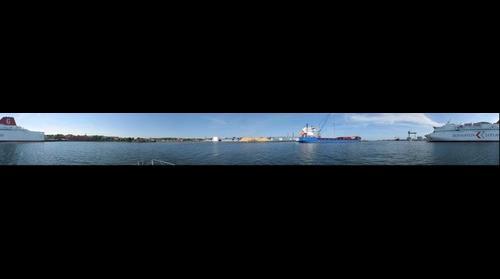 Port of Oskarshamn Sweden