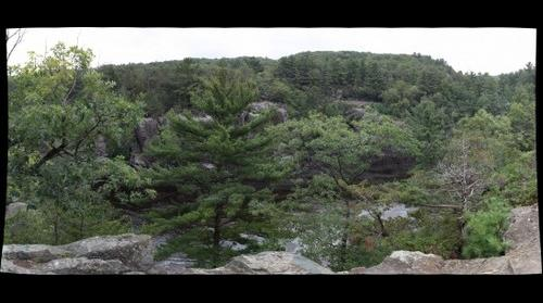 Interstate State Park ,Taylors Falls MN
