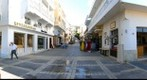 Pigadia shopping streets-restaurants harbour front