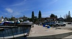 Tobermory Little Tub Harbour from Boat Launching Ramp -  Full 360 Degree View, Apr 19, 2008 at 3:33pm