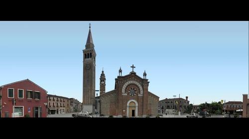 Cavallino-Treporti Kirche