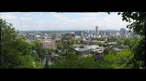 Downtown Portland and SK&H