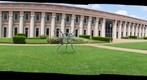 Knot and Needle - and - All Diamond - Magnificant Seven - Houston Celebrates Surls - Rice University - 360 Degree Panorama