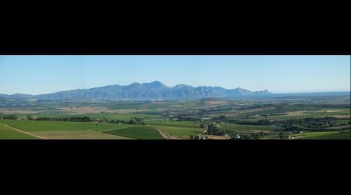 Stellenbosch - Uitzicht Farm