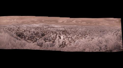 Infrared of Honesdale, PA, Number 2