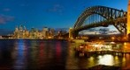 Milsons Point/Kirribilli Nightshot