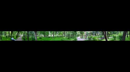 360 Panorama from Copou Park - Iasi