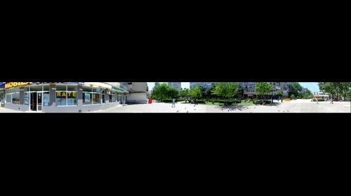 360 Panorama from Alexandru Cel Bun Park - Iasi