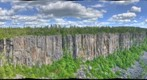 oimet canyon Thunder Bay Ontario - HDR