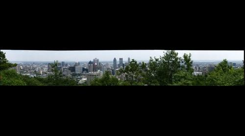 Downtown Montreal Quebec