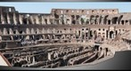 Roman Colosseum (Interior) - Rome, Italy