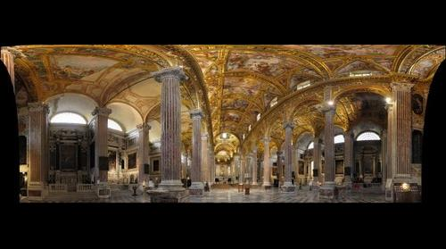 Basilica della Santissima Annunziata del Vastato -- Genova, Italia