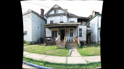 Whitney Avenue Renovation, Wilkinsburg