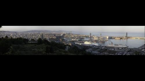 Barcelona Marina Port Vell