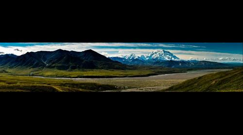 Denali Panorama (Color)