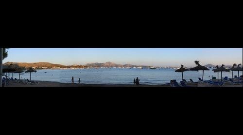 Puerto Pollensa, Majorca (Port de Pollenca, Mallorca) Sunset