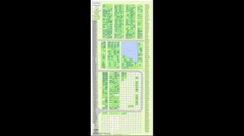 Hartman Cemetery Map