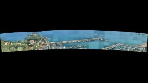 Blanes port