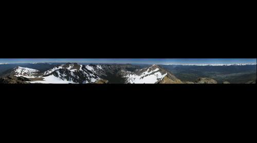 Mount Piltriquitron, Argentina