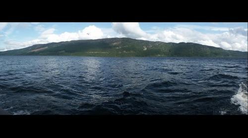 Lago de Loch Ness - Escocia