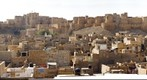 The golden city of Jaisalmer, India