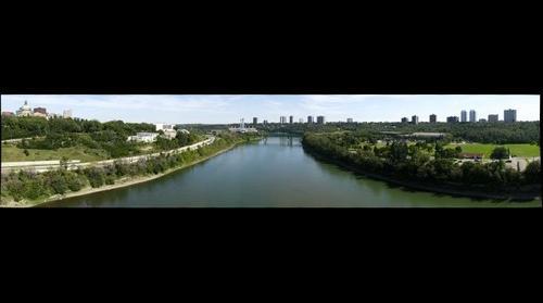 Edmonton, Alberta North saskatchewn River Valley