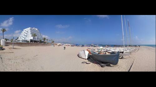 Playa Terramar, Sitges