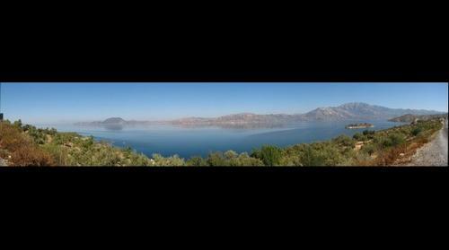 Bafa Gölü - Lake Bafa - Türkiye - Turkey